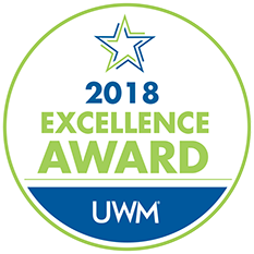 2018 UWM Excellence Award